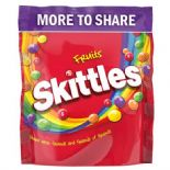 Wrigleys Skittles Fruit Pouch 350g